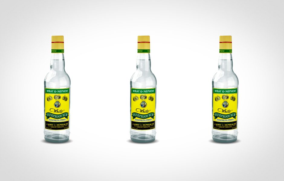 Wray and Nephew Rum940