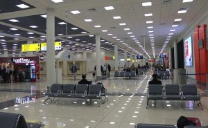аэропорт. зал ожидания