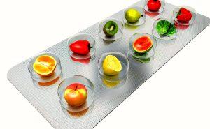 фрукты и овощи витамины