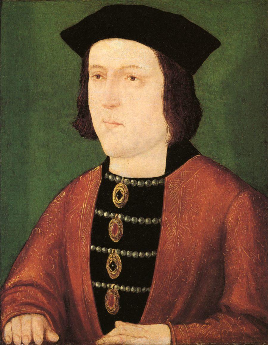 глупые вещи. Эдуард IV из Йоркской линии Плантагенетов. Грязные флаги