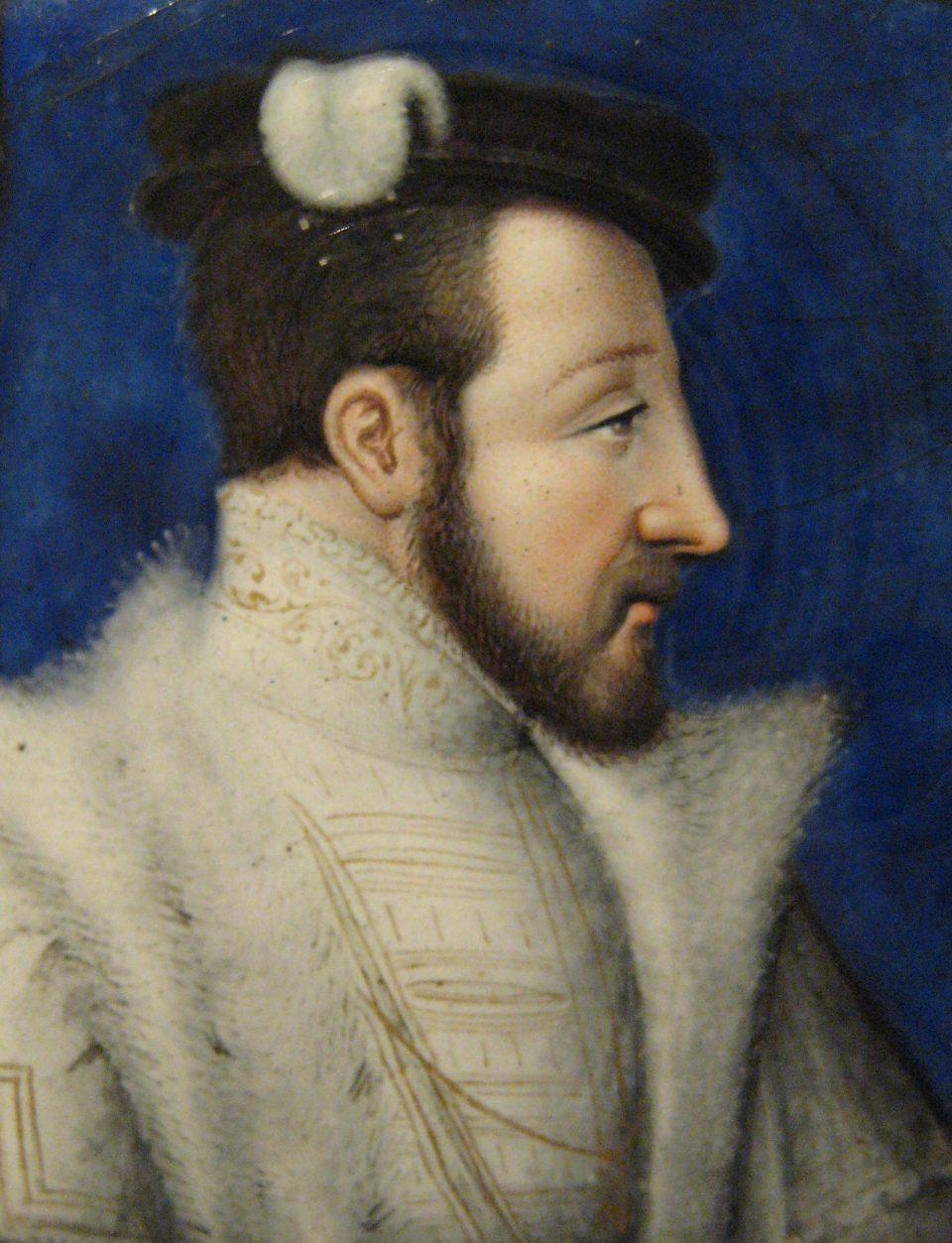 глупые вещи. Генрих II Валуа