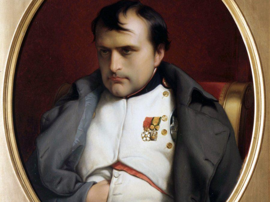 глупые вещи. Наполеон. Ремешок от ботфорта