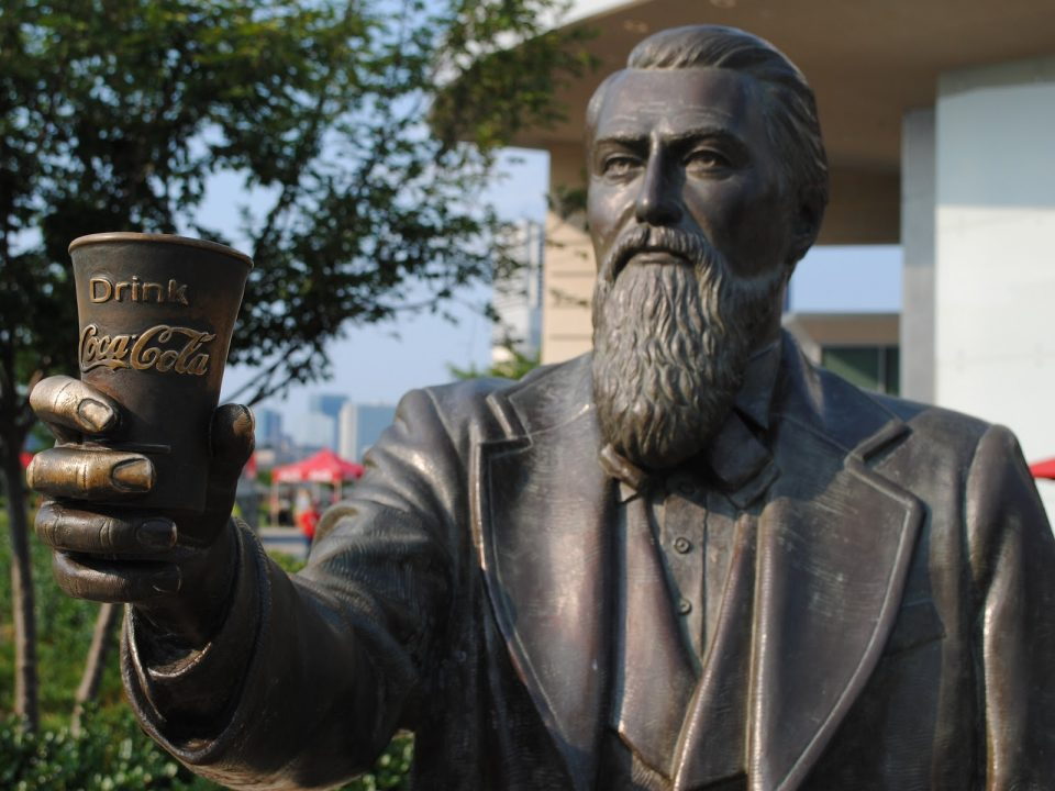 изобретатели. Джон Пембертон и кока-кола