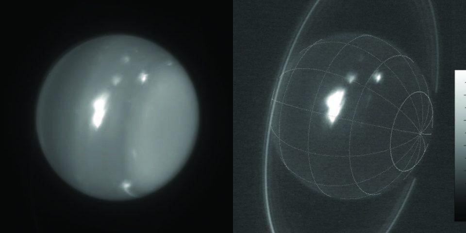 космические открытия. Шторм на Уране
