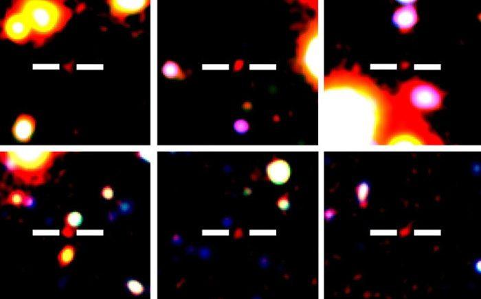 космические открытия. Загадочные галактики