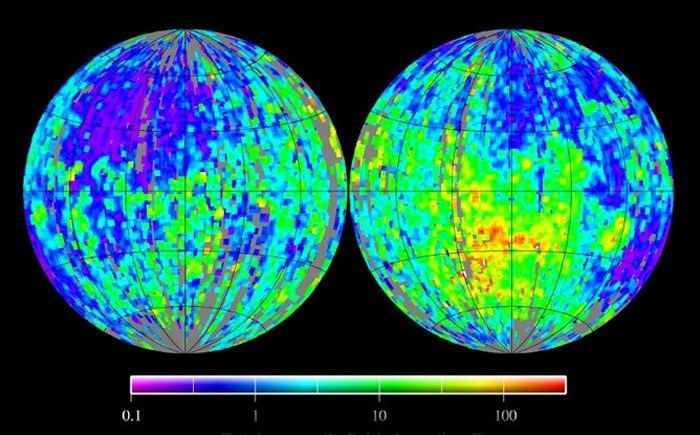 космические открытия. Загадочные магнитные поля на Луне
