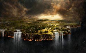 Как выглядит край света