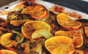 Жареный апельсин и другие неожиданные вкусности