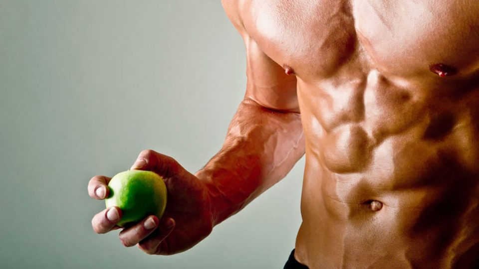 диета для мышц