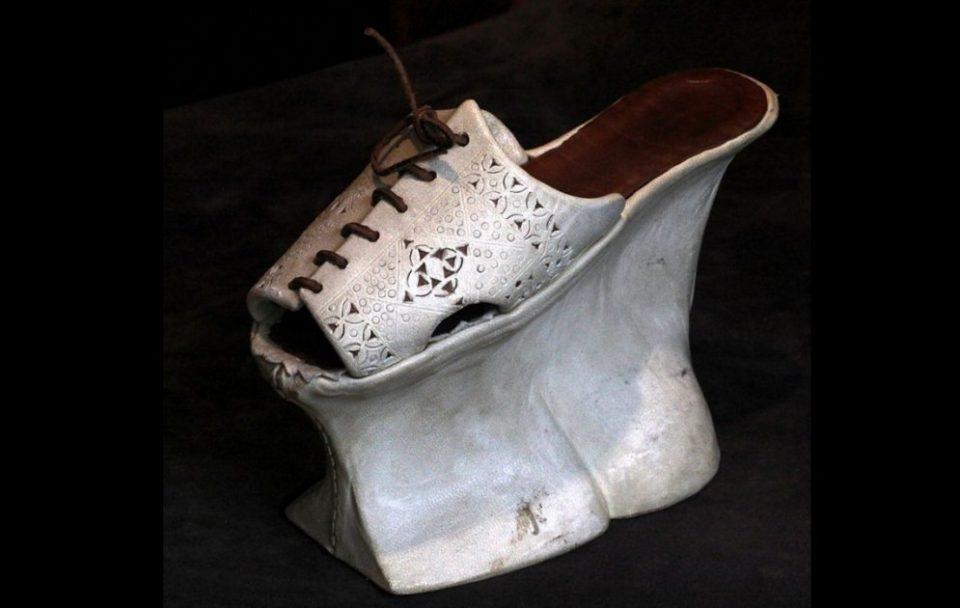 мода. Обувь на платформе