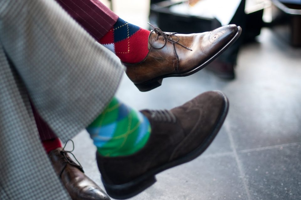 мода. Токсичные носки