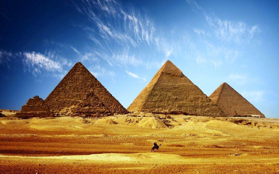 отдых. Египет