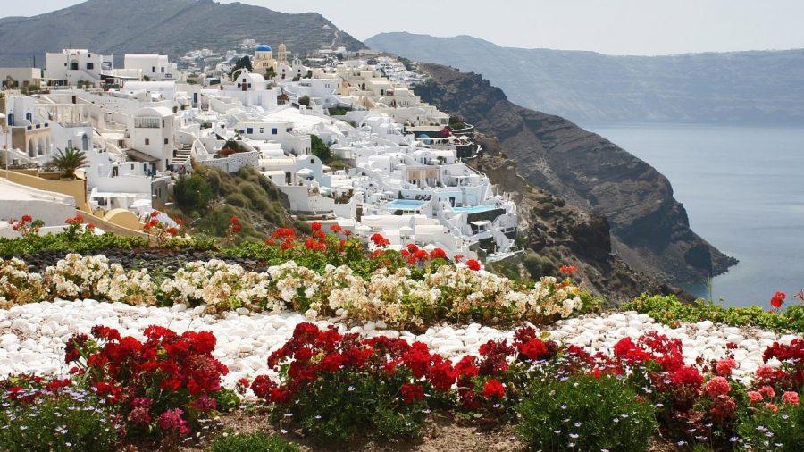 отдых. Греция