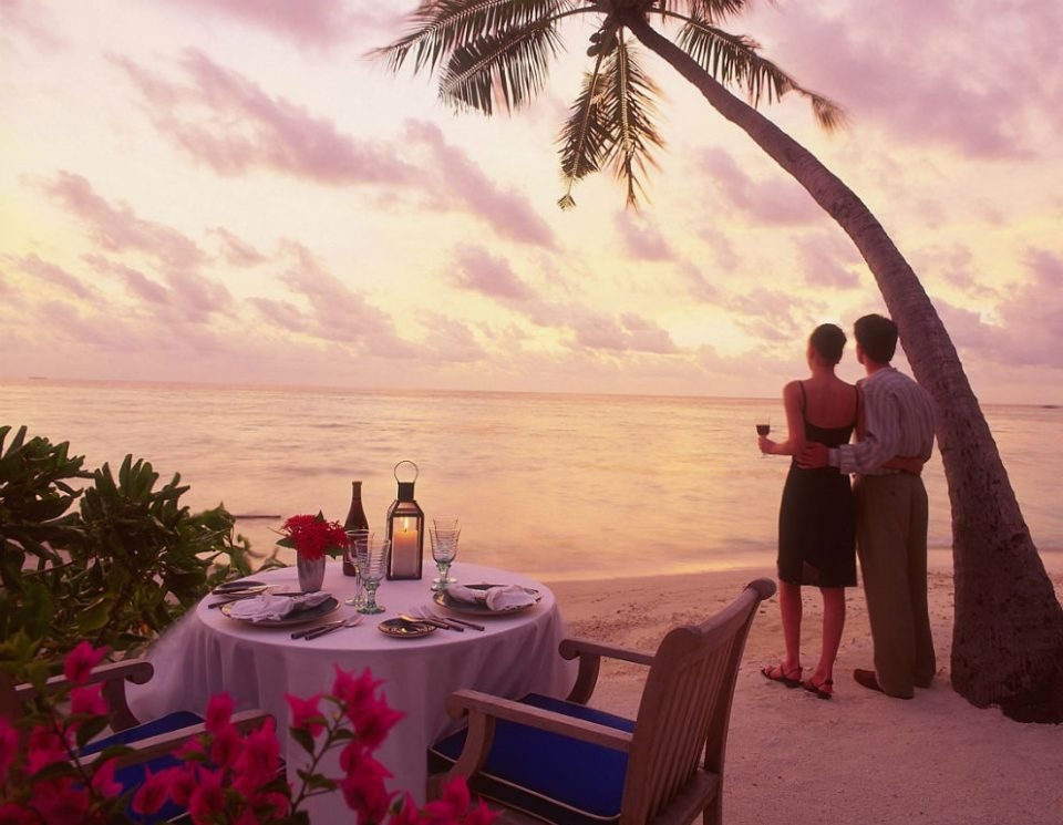 отдых. Таиланд. Романтический ужин в Патайе