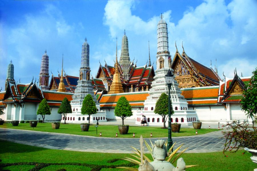 отдых. Таиланд