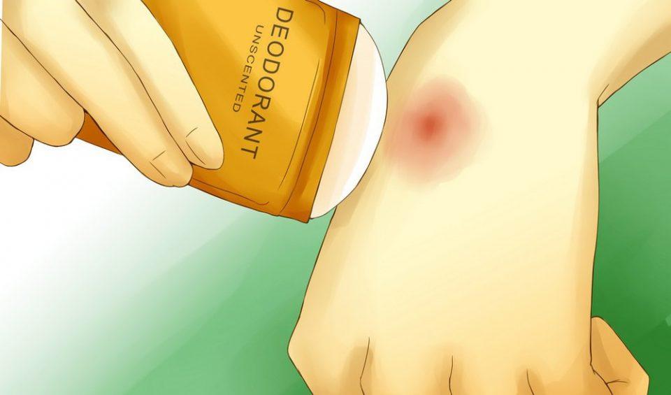 дезодорант лайфхак