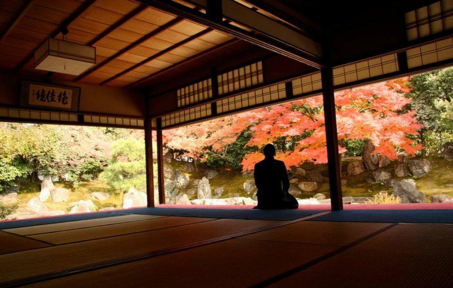 пол в Японии
