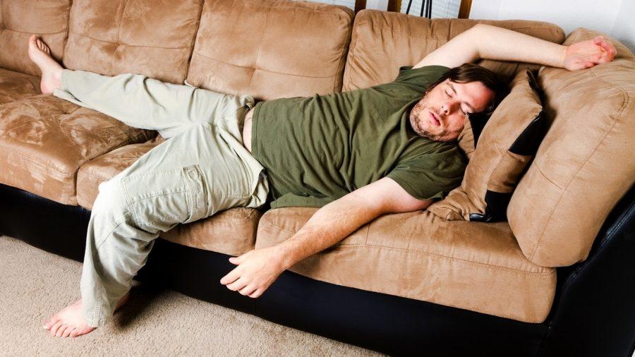 спать на диване
