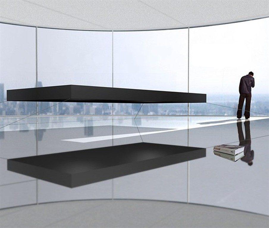 сон. Кровать Magnetic Floating Bed