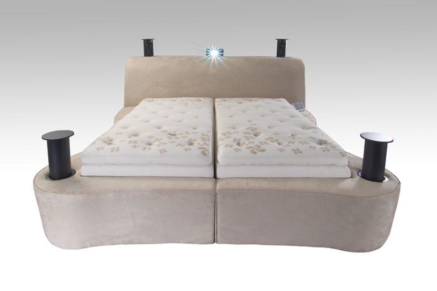 сон. Кровать Starry Night Sleep Technology