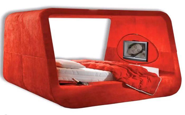 сон. Сферическая кровать