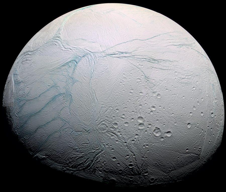 спутники. Энцелад