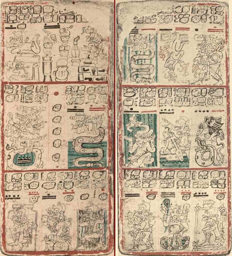 странные книги. Библия майя Пополь-Вух