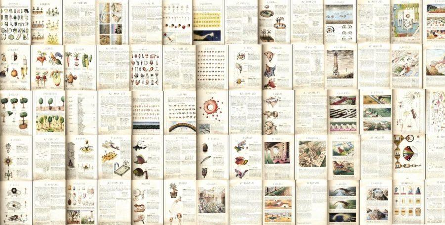 странные книги. Самая странная энциклопедия