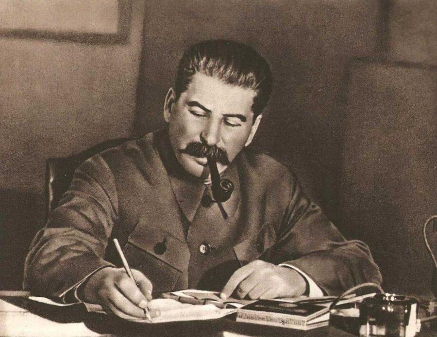 тату. Иосиф Сталин