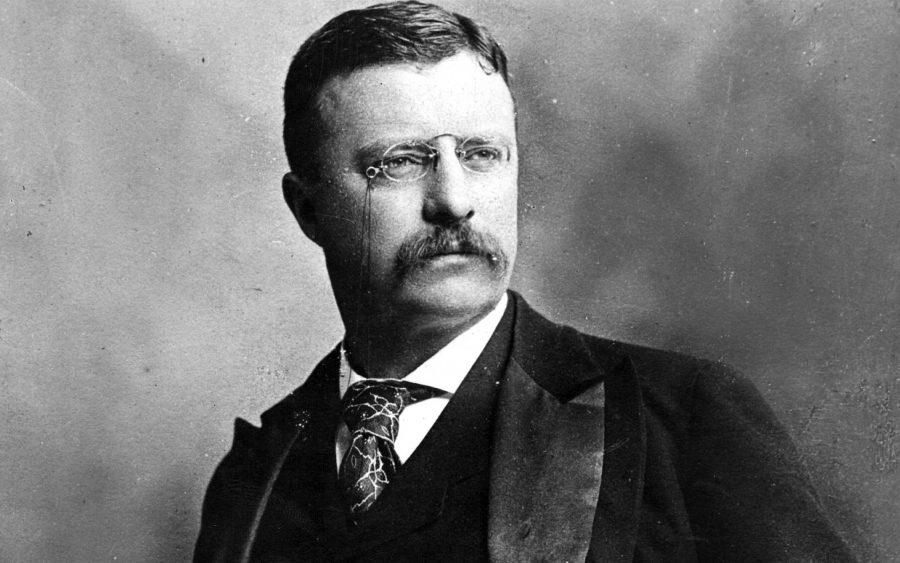 тату. Теодор Рузвельт