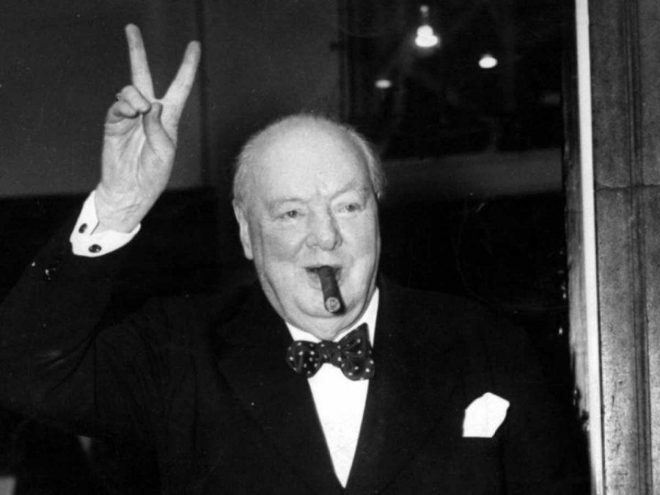 тату. Уинстон Черчилль