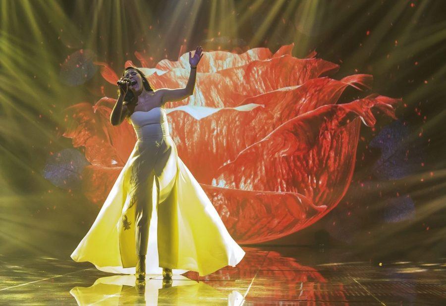 Джамала представляет Украину на Евровидении-2016
