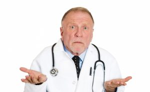 врач не знает