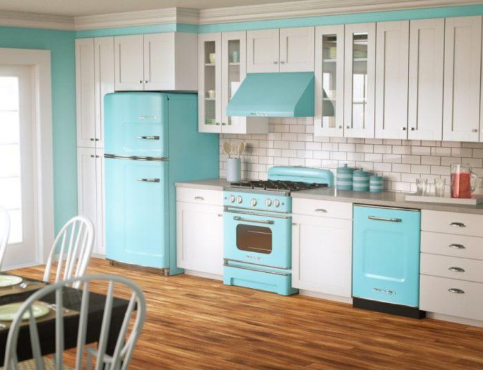 Как создать ароматный дизайн кухни с помощью цвета?