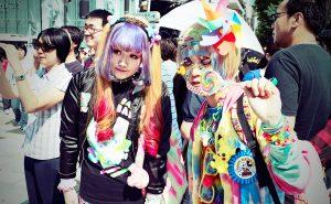 японские субкультуры