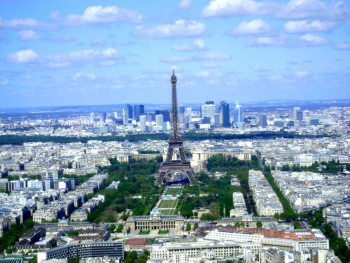 Путешествие по Парижу или Париж на изнанку