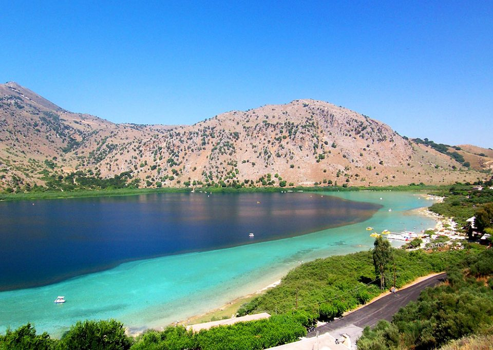 крит озеро