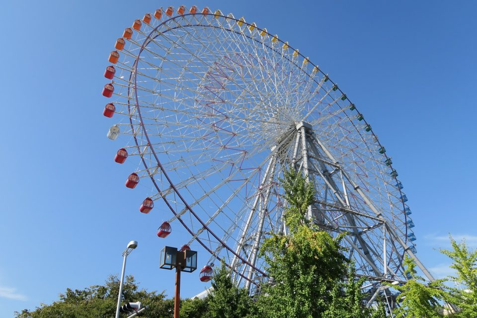 Ferris wheel Celestial Dream Japan