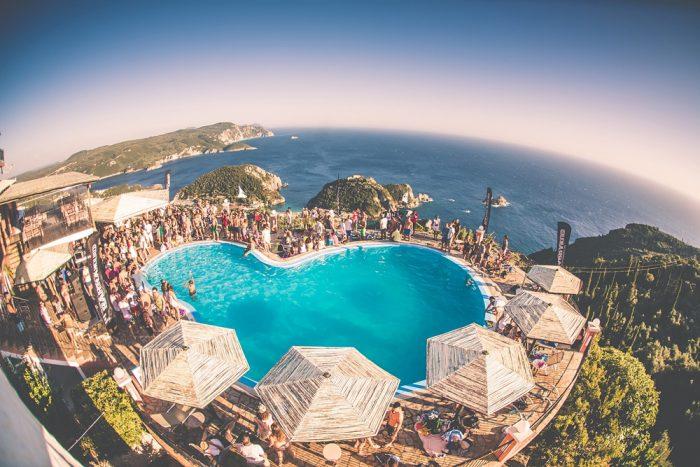 Курортные греческие острова