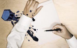 Топ-6 способов удаления пятен от гелевой ручки с одежды