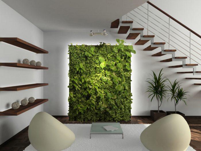 Живая мебель — ноу-хау в дизайне интерьеров