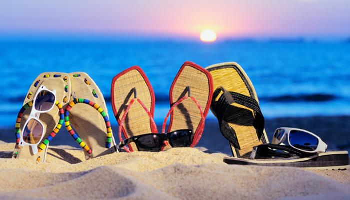 пляжная обувь, вьетнамки, шлепки