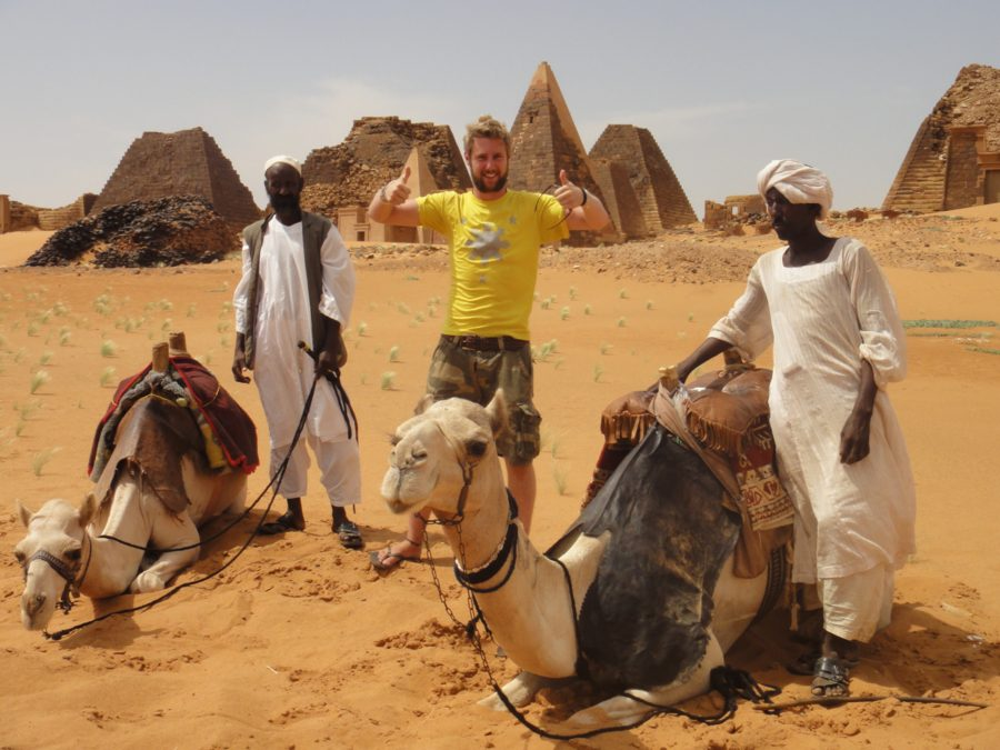 обучение детей Судана иностранному языку
