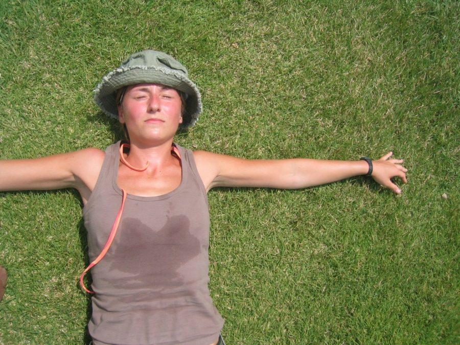 перегревание на солнце