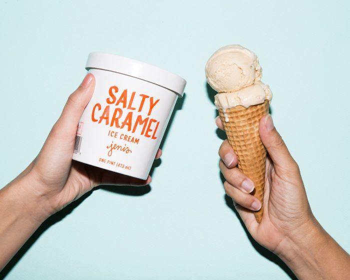 Как отличить хорошее мороженое от плохого?