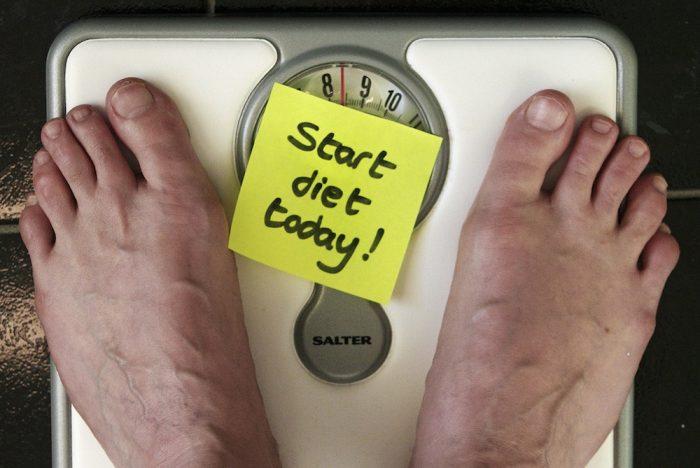 Как похудеть без физических нагрузок за неделю до отпуска?