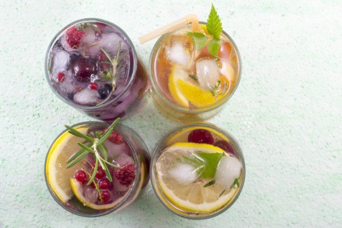 Топ-7 летних алкогольных коктейлей и их рецепты