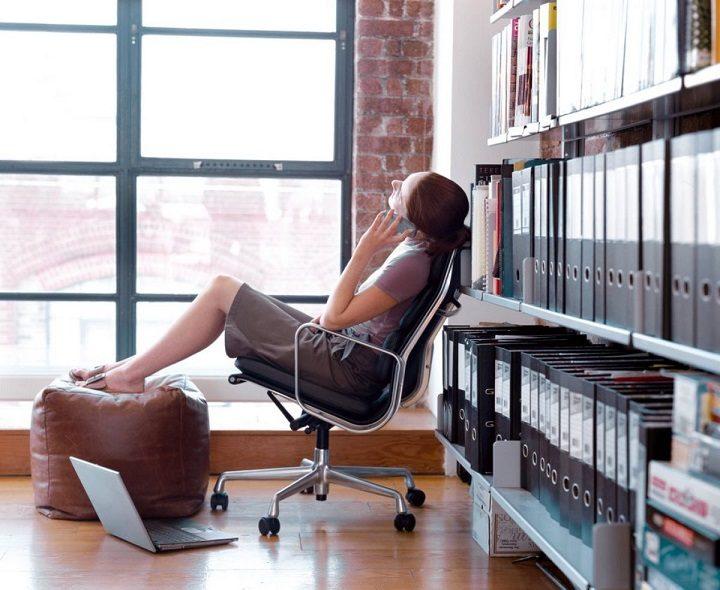 Расходование рабочего времени на не относящиеся к работе дела