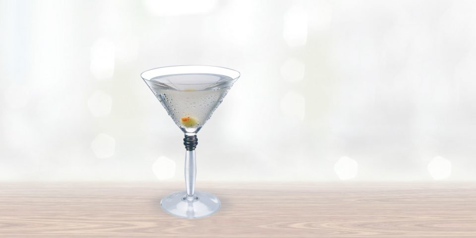 Коктейль «Мартини с водкой»
