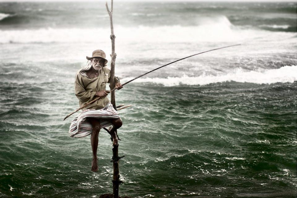 Старик и море1